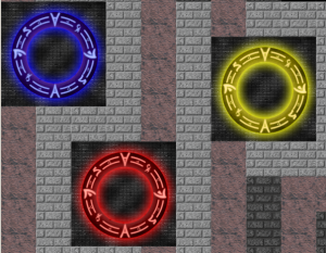 A closer look at the summoning circles